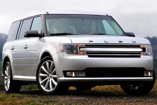 2013 Ford Flex: OEM Image Gallery