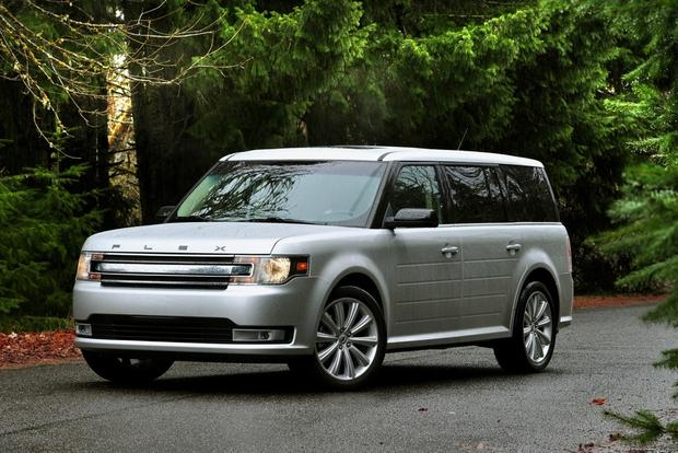 2013 Ford Flex: New Car Review featured image large thumb2