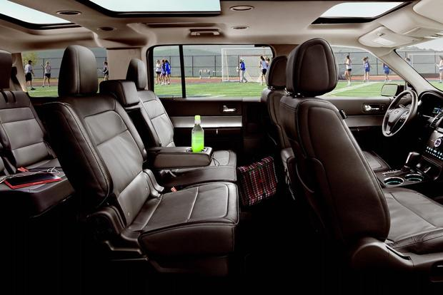 2013 Ford Flex New Car Review Autotrader