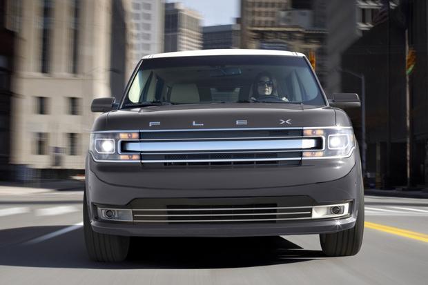 2014 Ford Flex New Car Review Autotrader
