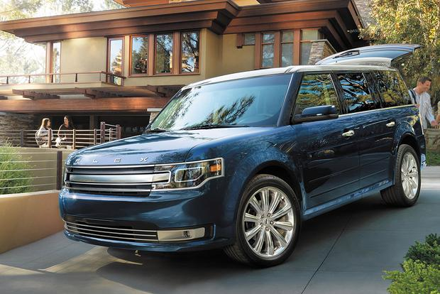 2015 Ford Flex: New Car Review featured image large thumb3