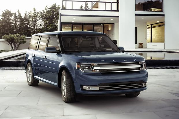 2017 Ford Flex: New Car Review