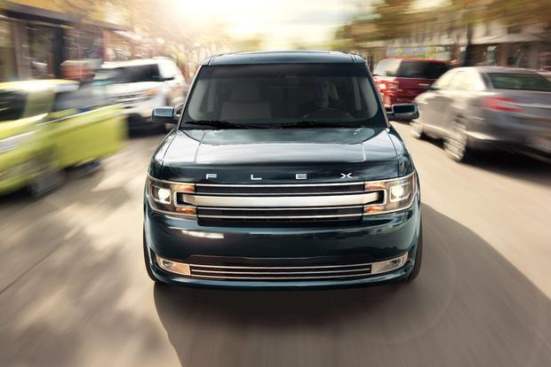 2018 Ford Flex: New Car Review featured image large thumb6