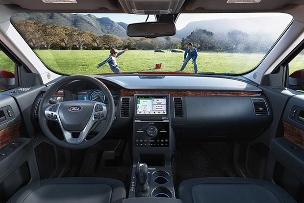 2018 Ford Flex: New Car Review featured image large thumb3