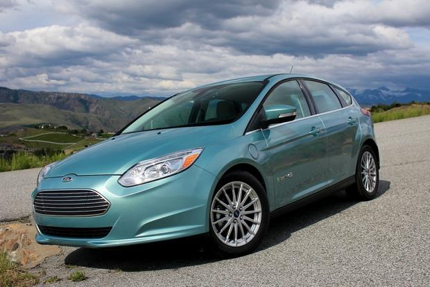 2012 Ford Focus Electric: New Car Review