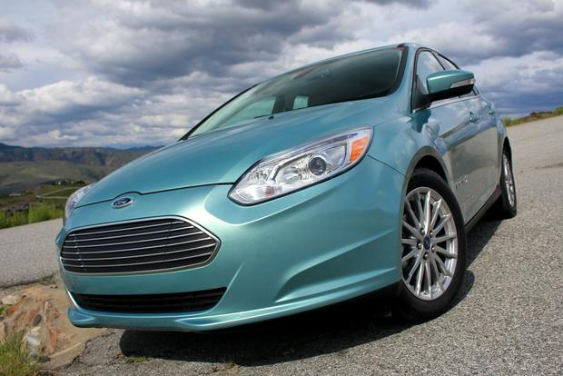 2012 Ford Focus Electric: New Car Review featured image large thumb1