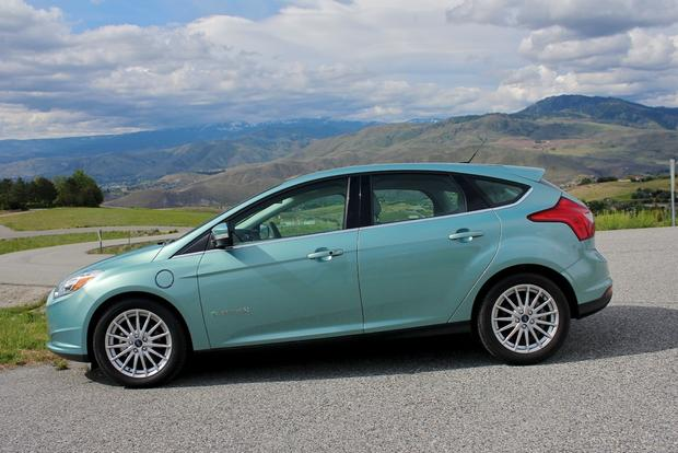 2012 Ford Focus Electric: New Car Review featured image large thumb3