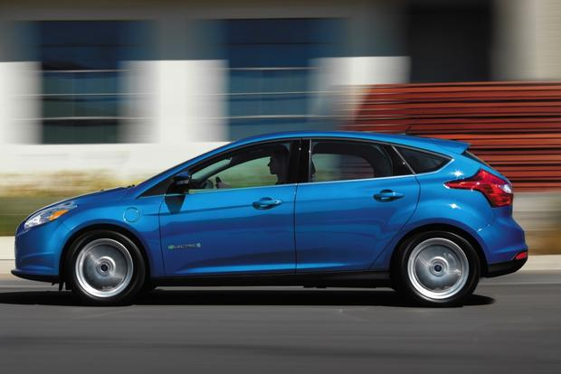 2014 Ford Focus Electric: New Car Review featured image large thumb5