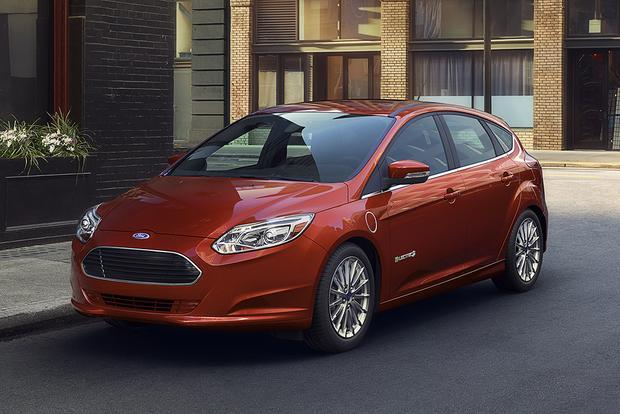2015 ford focus electric new car review autotrader. Black Bedroom Furniture Sets. Home Design Ideas