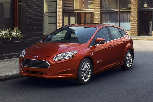 2016 Ford Focus Electric: New Car Review