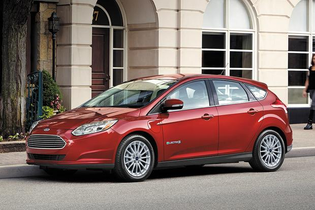 2017 Ford Focus Electric New Car Review Autotrader