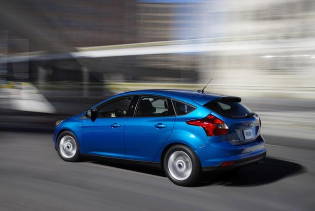 2014 Ford Focus: New Car Review featured image large thumb0
