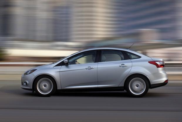 2014 Mazda 3 Vs 2014 Ford Focus Comparison Test Auto