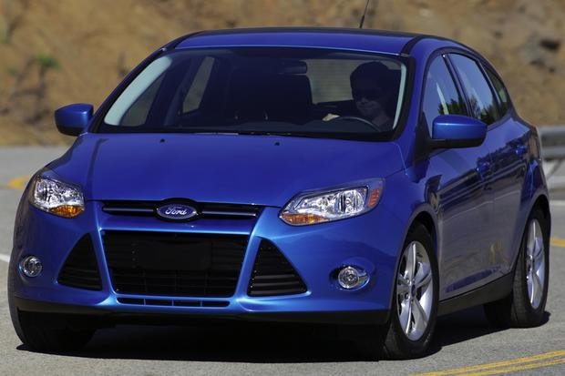 2012 Ford Focus: New Car Review featured image large thumb23