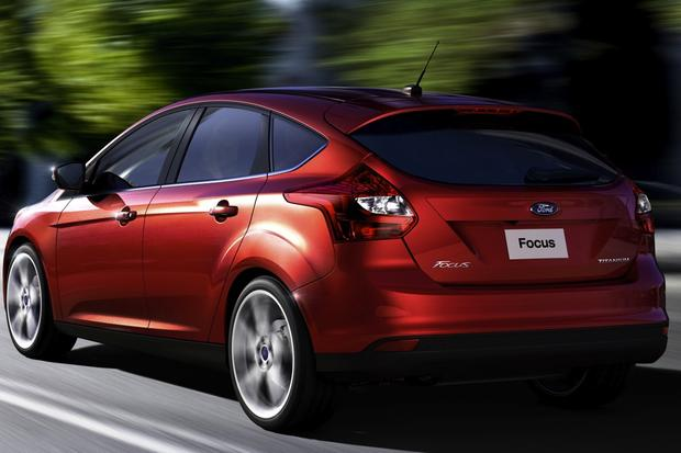2012 ford focus used car review   autotrader