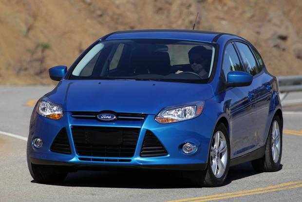 2012 Ford Focus: New Car Review featured image large thumb0