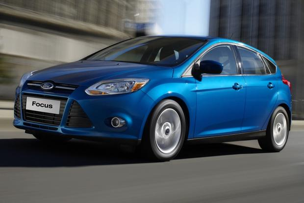 2012 Ford Focus: New Car Review featured image large thumb2