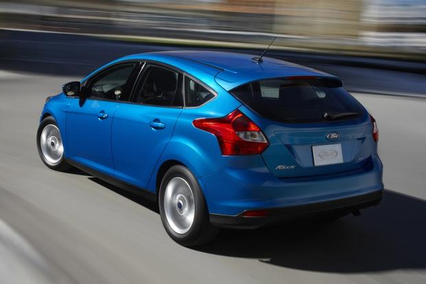 2012 Ford Focus: New Car Review featured image large thumb3