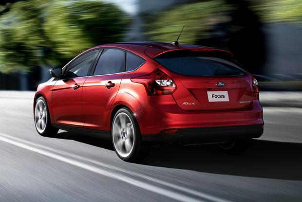 2012 Ford Focus: New Car Review featured image large thumb7