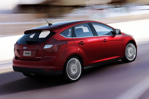 2012 Ford Focus: New Car Review featured image large thumb8