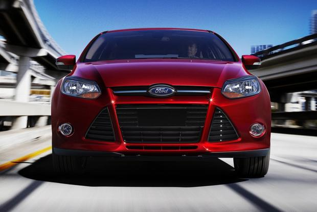 2012 Ford Focus: New Car Review featured image large thumb10