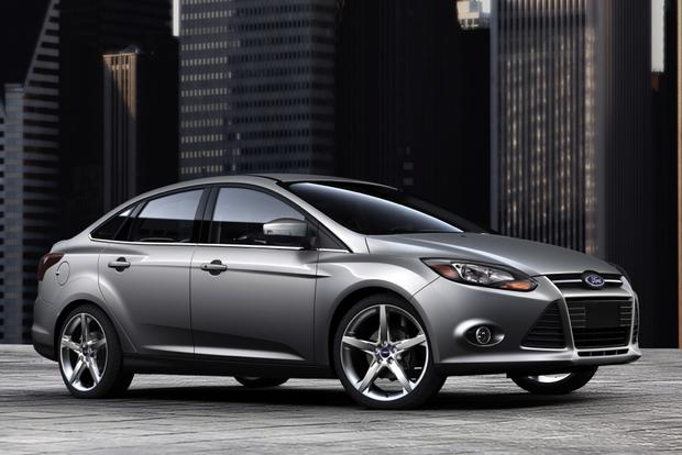2013 Ford Focus Cars