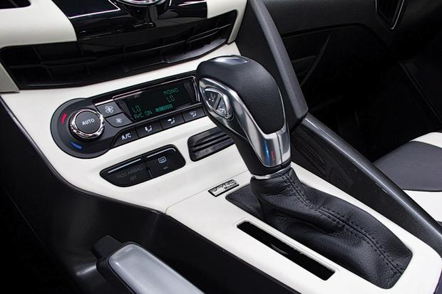 2013 Ford Focus Sedan: OEM Image Gallery featured image large thumb11