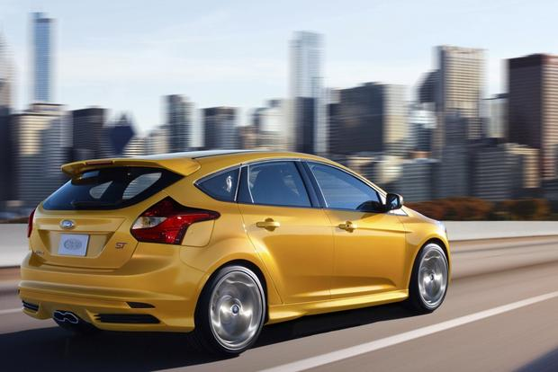 2013 Ford Focus ST: Real World Review featured image large thumb3