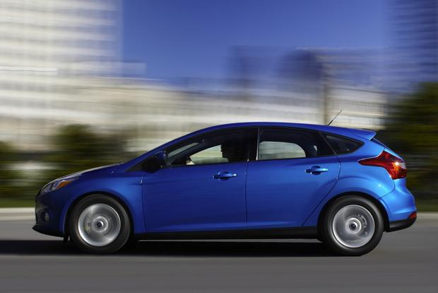 2013 ford focus used car review autotrader. Black Bedroom Furniture Sets. Home Design Ideas
