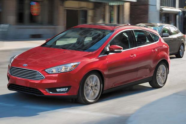 2016 Ford Focus: New Car Review