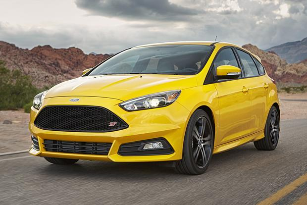 2017 Ford Focus: New Car Review