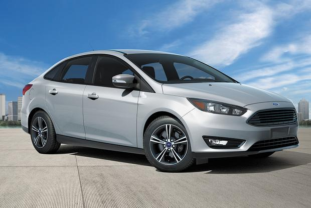 2017 Ford Focus New Car Review Autotrader