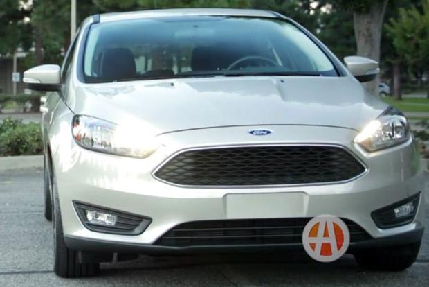 2017 Ford Focus: 5 Reasons to Buy - Video