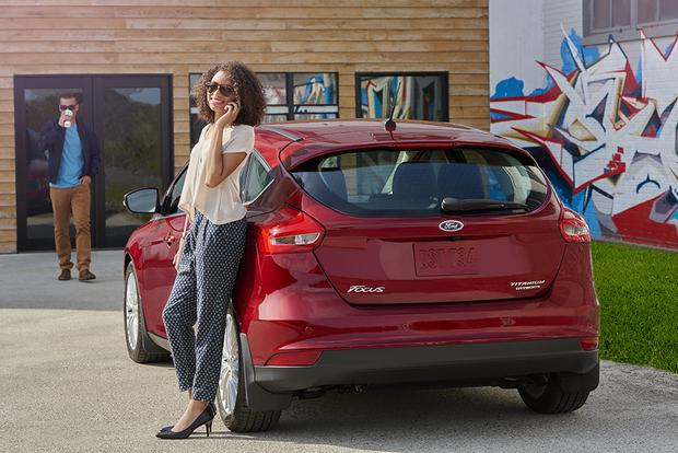 2018 Ford Focus: New Car Review featured image large thumb2