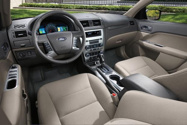 2011 ford fusion hybrid used car review autotrader. Black Bedroom Furniture Sets. Home Design Ideas