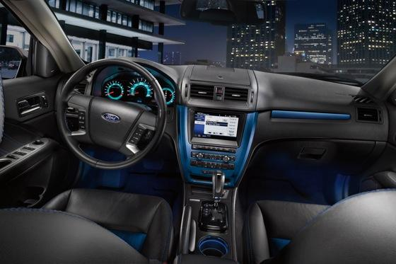 2012 ford fusion new car review autotrader. Black Bedroom Furniture Sets. Home Design Ideas