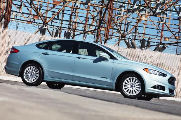 2013 Ford Fusion Hybrid New Car Review  Autotrader