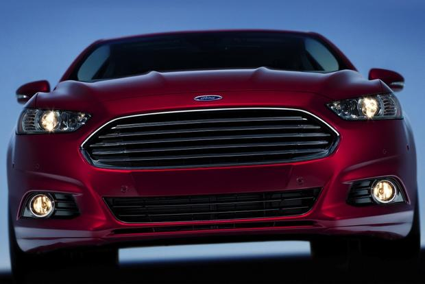 2013 Ford Fusion: New vs. Old