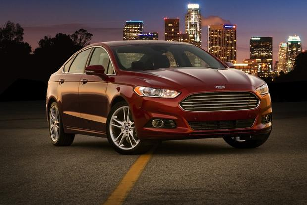 2013 Ford Fusion: New Car Review featured image large thumb0