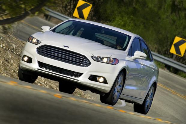2013 Ford Fusion: New Car Review featured image large thumb2