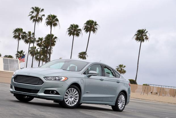 2013 Ford Fusion Energi: First Drive Review