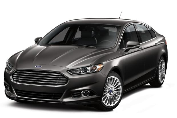 2013 Ford Fusion: Trim Level Comparison featured image large thumb2