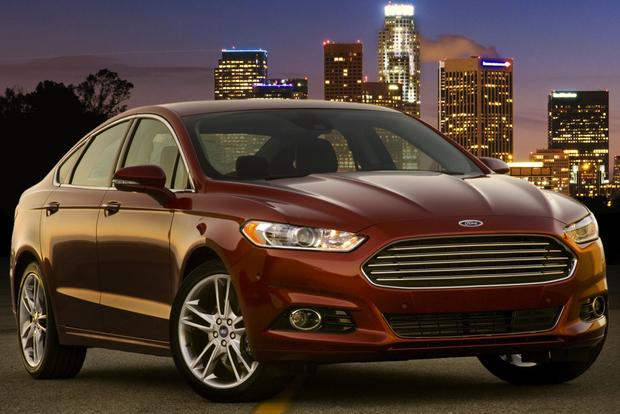 2013 Ford Fusion Vs 2013 Kia Optima Autotrader