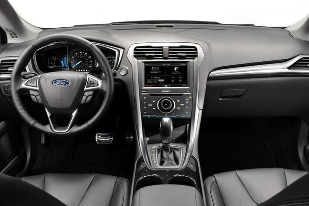 2014 Ford Fusion: New Car Review featured image large thumb4