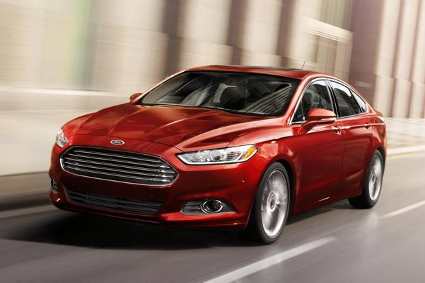 2014 Ford Fusion: New Car Review featured image large thumb3