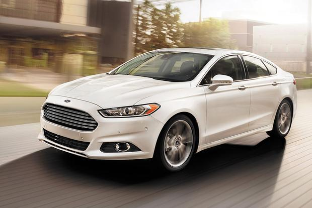 2014 Ford Fusion New Car Review Autotrader