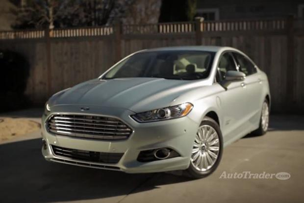 2014 Ford Fusion Energi: The Fine Details featured image large thumb1