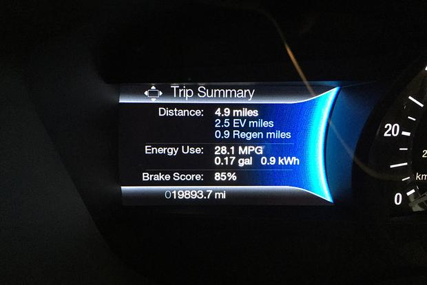 2014 Ford Fusion Energi: The Fine Details featured image large thumb2