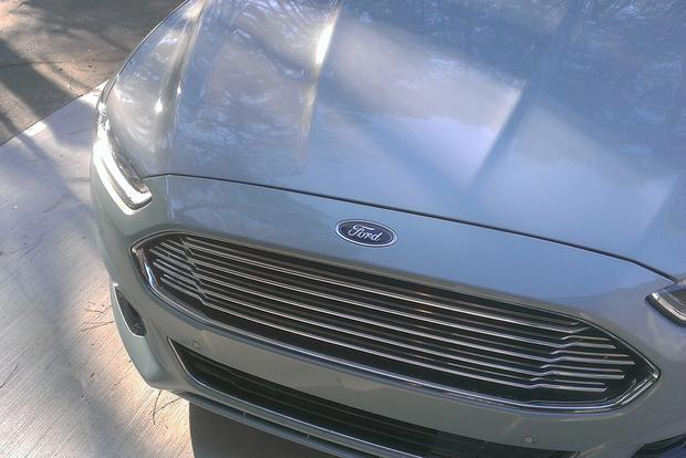 2014 Ford Fusion Energi: So Smooth, Mostly featured image large thumb4