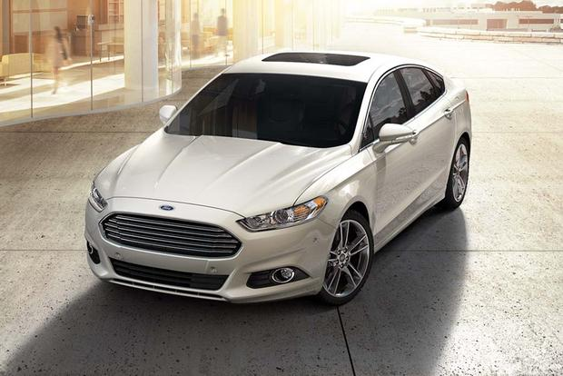 2016 Ford Fusion: New Car Review featured image large thumb0